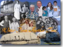 Generations -  Click here for my Genealogy web page